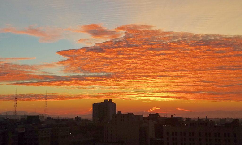 Sunrise Gratitudes