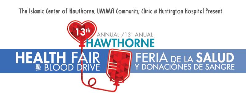 Hawthorne Health Fair/Feria de Salud