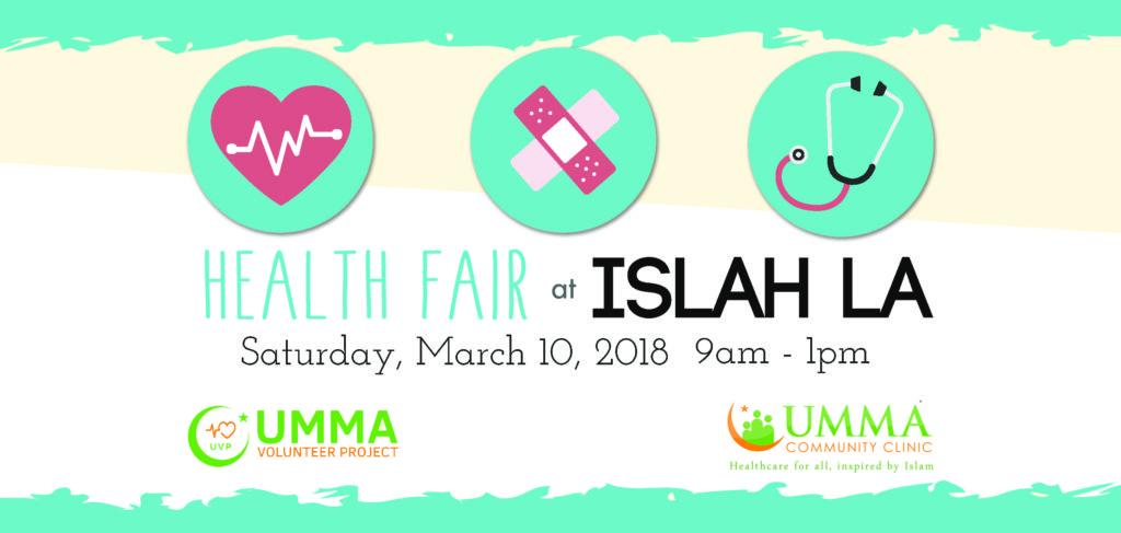 Islah Academy Health Fair and Food Pantry